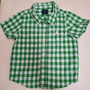 Boy 6-12M Shirt